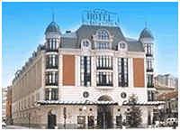 Hotel Silken Ciudad de Vitoria hotela